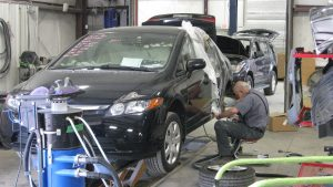 auto body repair Knoxville TN