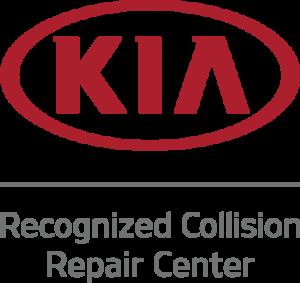 Kia Recognized Collision Repair Center 2C vert